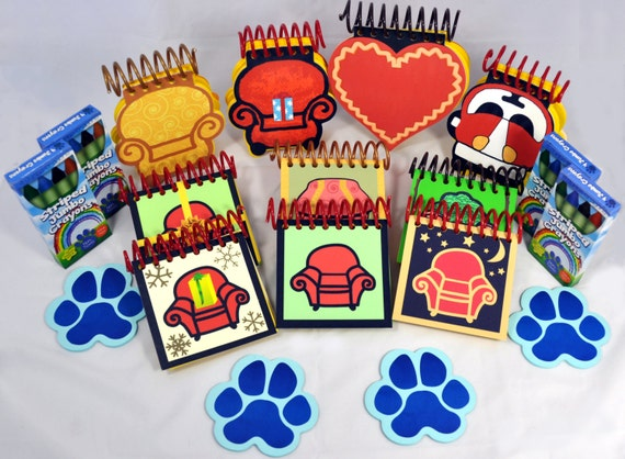 The Complete Blue's Clues Notebook Collection 10