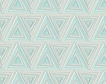 1 Yard Minimalista Prisma Turquoise by Art Gallery Fabrics In-House Studio