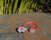 Ellie the Elephant - Hearing Aid Cord or Cochlear Implant Cord