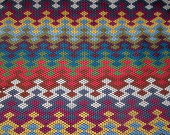 Indian Tapestry Headboard