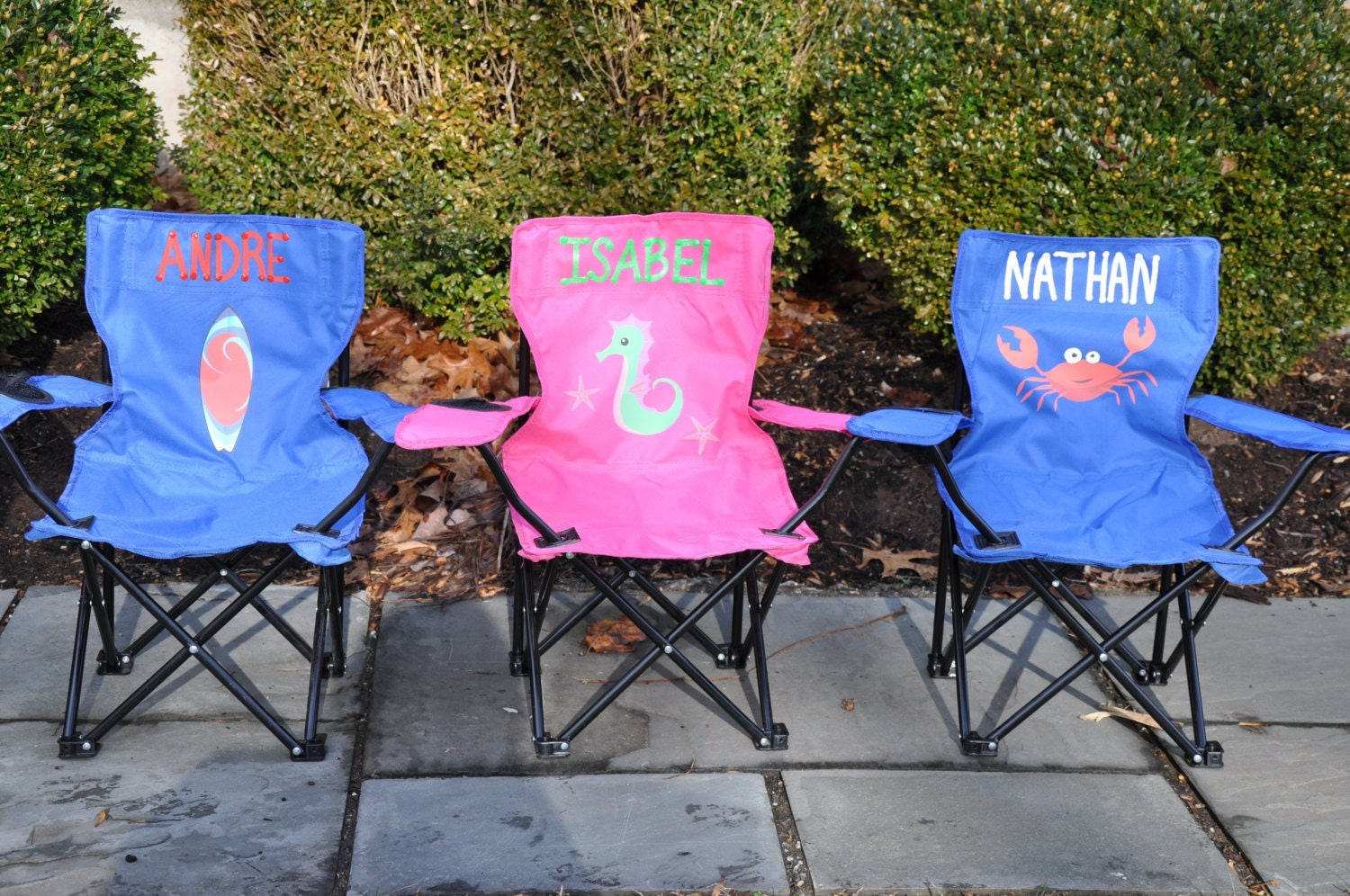 Personalized Child 39 S Beach Chair Camp Chair By Shoppelollipopkids