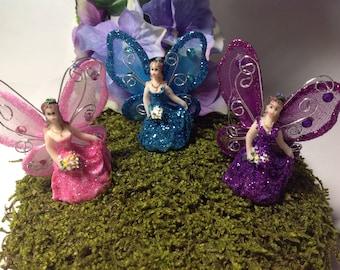 """Mini fairies 2"""" tall"""