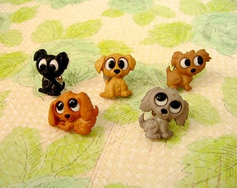 Dogs Puppys Thumbtack, Dogs Push Pin, Animal Notice Board Pins