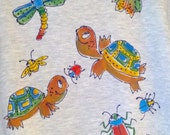 Box Turtles Hooded Sweatshirt for Toddlers and Kids