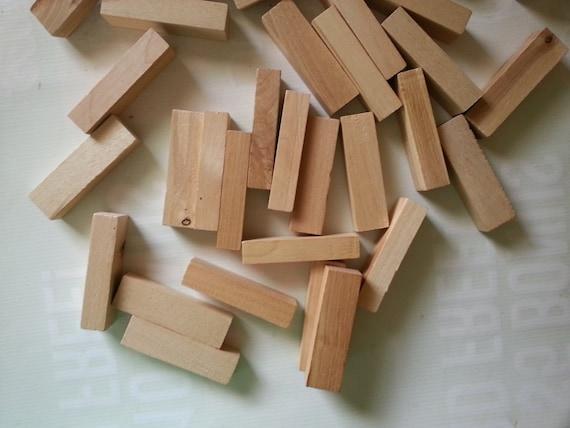 Wooden Blocks Craft Supplies India