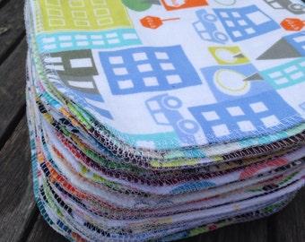 Cloth Wipe sample, Unpaper Napkins, Family Cloth