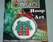 1981 Hoop Art Pattern by Material Things