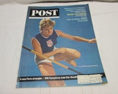 Post Magazine October 1964, Olympics, Kennedy, Coke, vintage advertising
