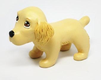 Cocker Spaniel Dog Figurine