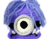 Custom Order For Liz. Evil Minion Hat