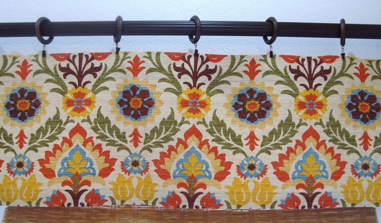 Waverly Curtain Valances Waverly Santa Maria Kitchen Curtains
