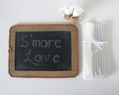 125 S'more Favor Packaging, Wedding S'more Favor Bags from Kiwi Tini