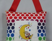Rainbow Brite Twink Tooth Fairy/Secret Keeper Hanging Pillow