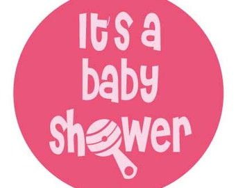 35 Baby Shower Envelope Stickers - Celebrate your new baby with these cute new stickers