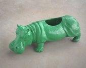 Giant Hippo Planter!