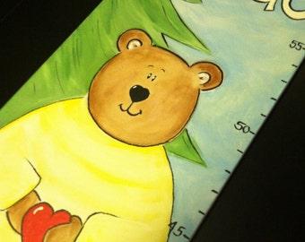 Ted D Bear growth chart