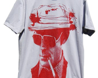 HUNTER S THOMPSON T-Shirt sizes S-M-L-XL