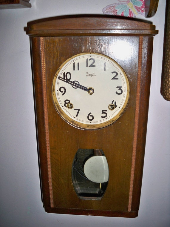 Japanese time clock prt1bmw 2