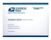 EXPRESS MAIL Service for your Order