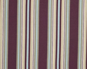 11219 - Amy Butler Gypsy Caravan collection PWAB085 Hammock stripe in wine color  - 1 yard