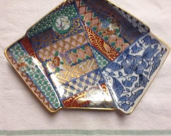 Imari japanese ware full set