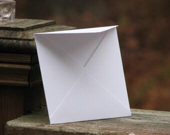 4x4 Envelopes Set of 10