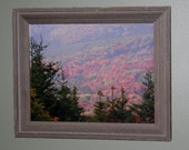 A View from Spruce Knob - West Virginia - 11x14 Print and Frame