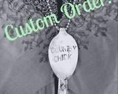 Custom Order - ALiCeSuN