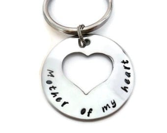 """Mothers Day gift """"Mother of my heart"""" for like a mother, second mother, step mother, friendship gift this mothers day"""
