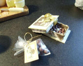 1 12th scale chocolate treats