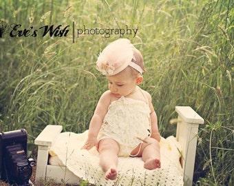 Newborn Photo Prop Classic Bed