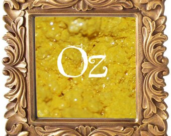 Oz 3g Pigmented Mineral Eye Shadow Jar with Sifter