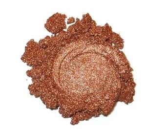 SOUTH BEACH BRONZE - Mineral Eye Shadow  3 grams or 5 Grams - Metallic bronze