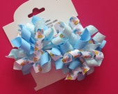 Hair Bow Set - Small Cinderella Korkers