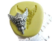 God of  Four Winds mold  - Mythical God mold - Food quality silicone mold for cake decorating or crafts