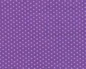 Spot On Purple Mini Dots From Robert Kaufman