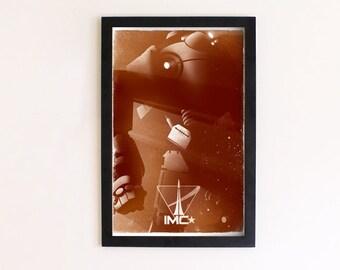 Titanfall IMC Print