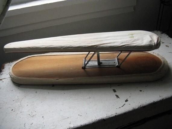 vintage sleeve board
