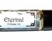 ETERNAL - Roll on Premium Perfume Oil - 2 sizes to choose from - 1/3 oz or 1/6 oz -  Apple Blossoms/ Lily / Rose