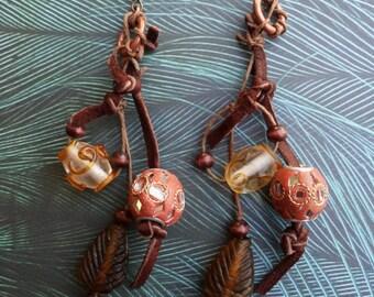 Tribal Traveler Earring Set