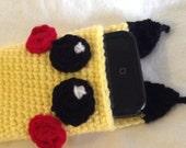 SALE Pikachu Cell Phone Cozy