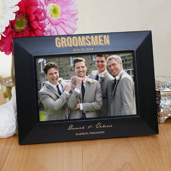 Wedding Gift Engraved Message : Personalized Any Message Wedding Party Groomsman Grooms Men Bridesmaid ...