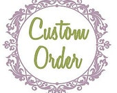 Custom Order Invitations