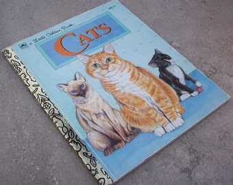 Cats Little Golden Book