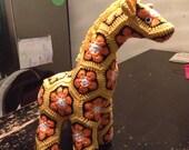 Jedi the curious giraf
