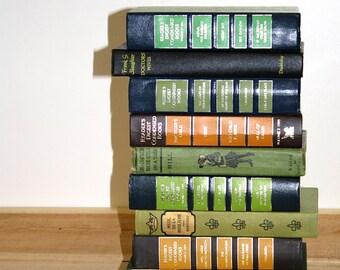 Home Decor Book Stack