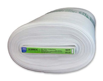 Pellon Fusible Fleece 987F, craft supply, sewing quilting supply