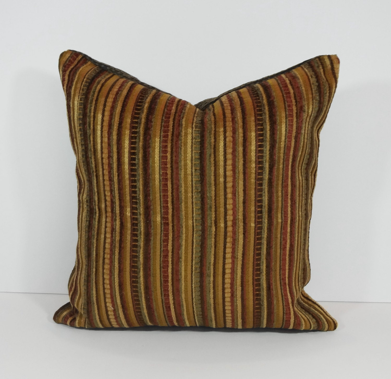 Chenille Throw Pillow Covers : Decorative Chenille Pillow Cover Throw Pillow Cushion Gold