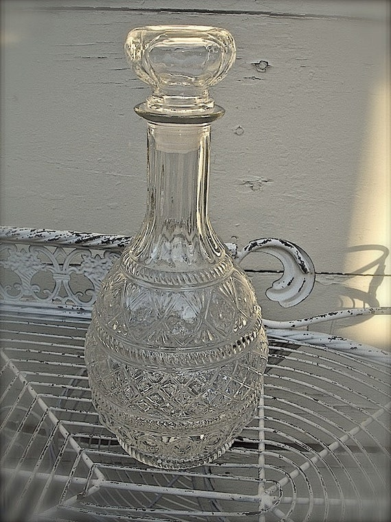 Vintage Old Glass Wine Decanter - Other - Adult Videos-5968