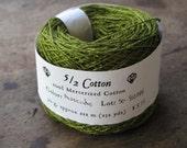 Avocado 5/2 Mercerized Cotton